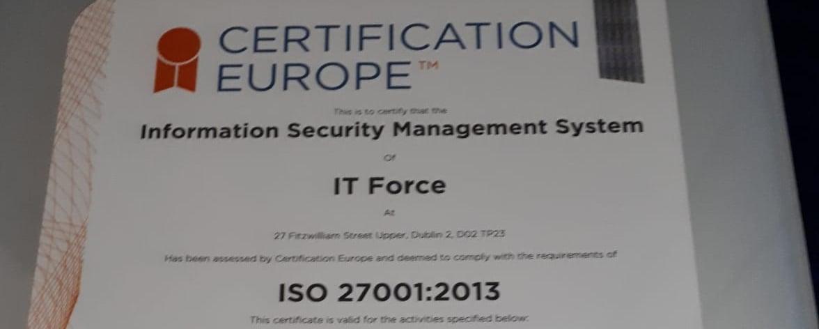 ISO ITF-1